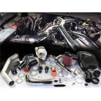 Industrial Injection IIS67FV Single Turbo Kit
