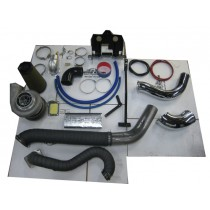 INDUSTRIAL INJECTION LMM TOWING COMPOUND TURBO KIT