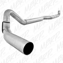 "2001-2007 Chevy/GMC 2500/3500 Duramax 4"" Down Pipe Back - no muffler"
