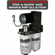 Titanium Series Fass Pump 150GPH Dodge Cummins 5.9L 1998.5-2004