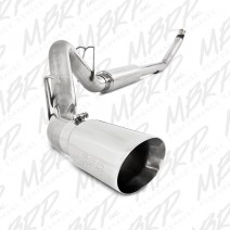 "1994-2002 Dodge 4"" T304 Turbo Back, Single Side (94-97 Hanger HG6100 req.)"