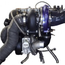 Aurora Plus 7500 Compound Turbo System, 2010-2011 Dodge 6.7L Cummins