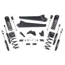 "2014-16 Ram 2500 (DIESEL) Zone 6.5"" Radius Arm Suspension System"
