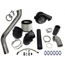 2nd Gen Swap Kit & S400 Turbocharger for 3rd Gen 6.7L Cummins (2007.5-2009)